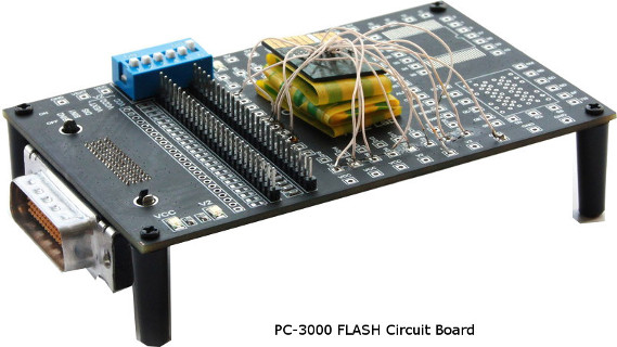 PC-3000 FLASH Circuit Board