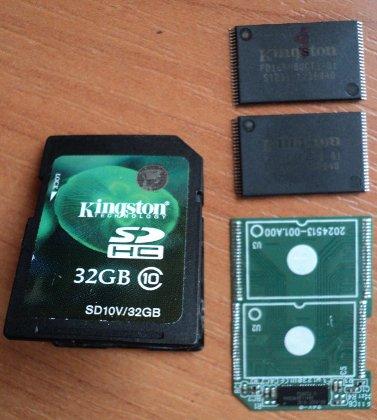 Восстановление фотографий карты памяти